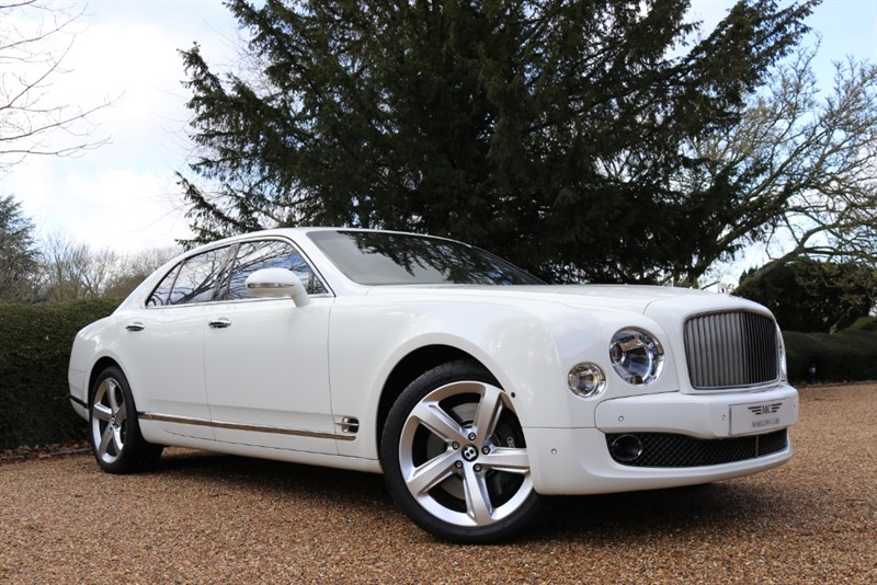 used Bentley Mulsanne SPEED in marlow-buckinghamshire
