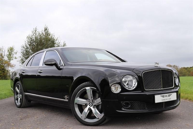 used Bentley Mulsanne SPEED in marlow-buckinghamshire