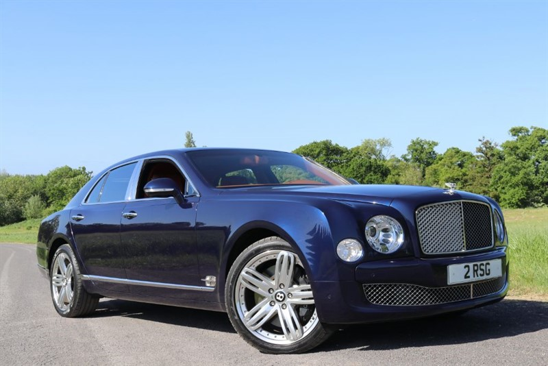 used Bentley Mulsanne  in marlow-buckinghamshire