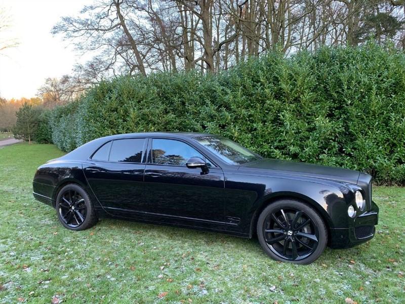 used Bentley Mulsanne V8 MDS in marlow-buckinghamshire