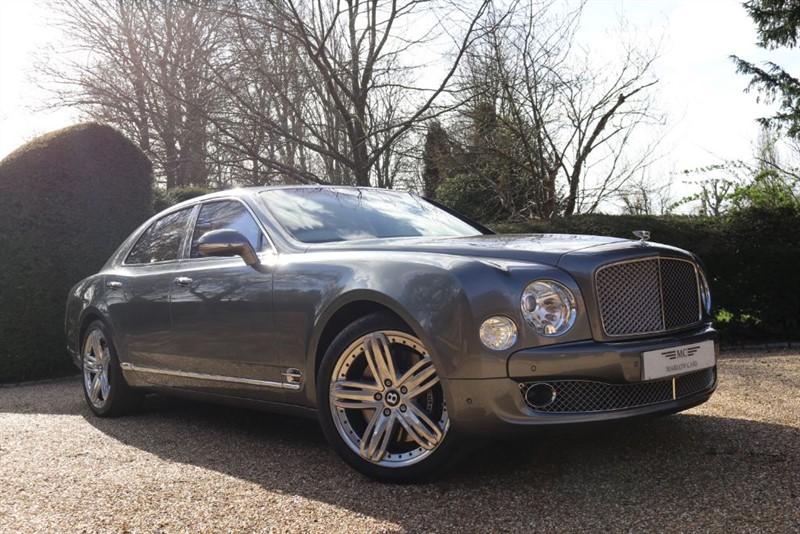 used Bentley Mulsanne V8 in marlow-buckinghamshire