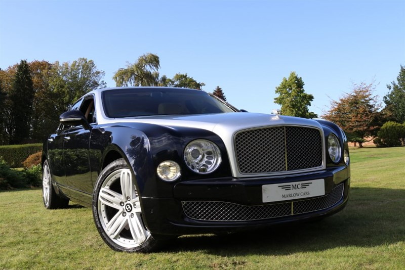 used Bentley Mulsanne V8 in marlow-buckinghamshire