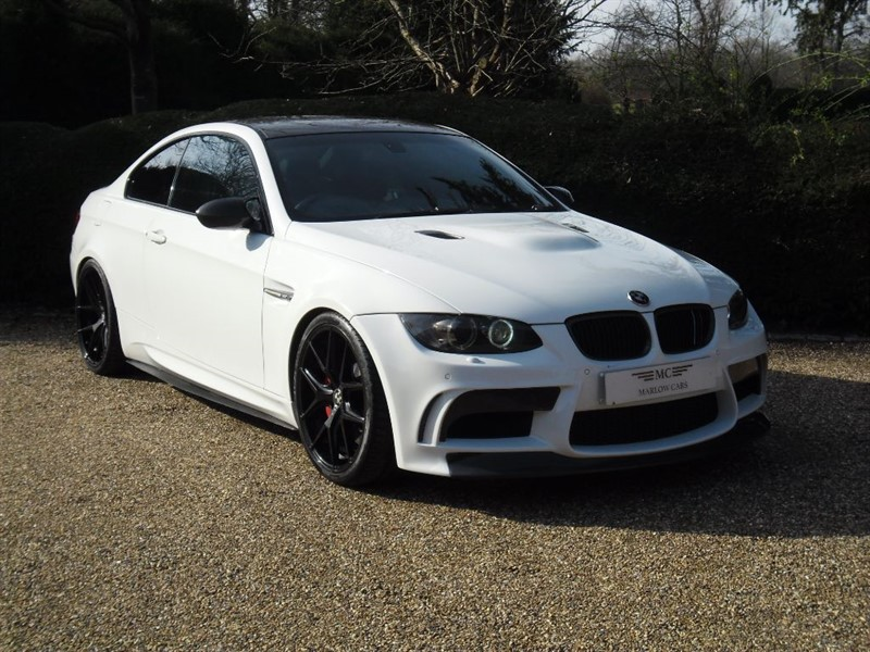 used BMW M3 SCHNITZER in marlow-buckinghamshire