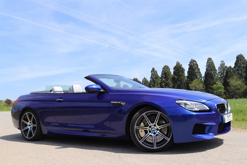 used BMW M6 M6 CAB in marlow-buckinghamshire