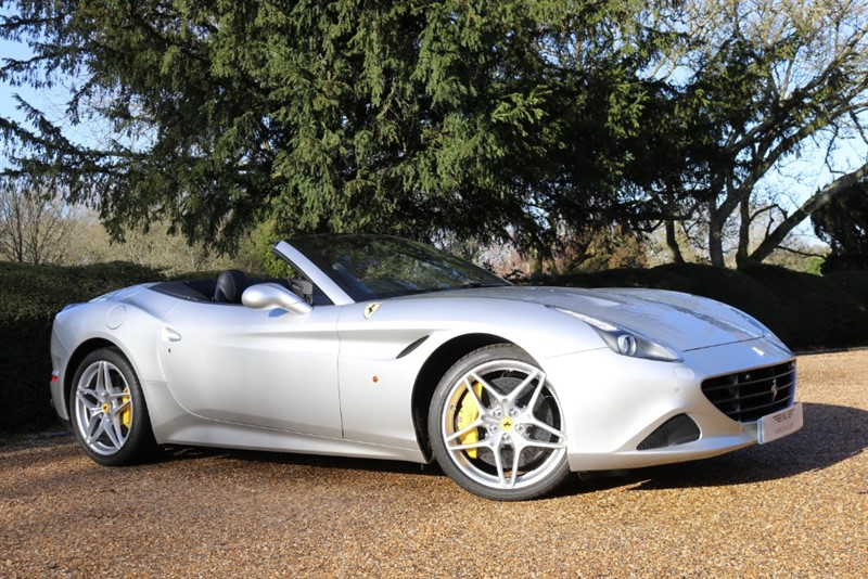 used Ferrari California T in marlow-buckinghamshire