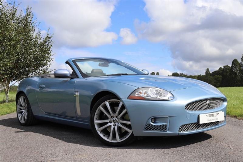 used Jaguar XK XKR in marlow-buckinghamshire