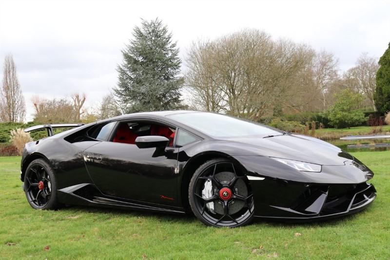 used Lamborghini Huracan LP 640-4 PERFORMANTE in marlow-buckinghamshire
