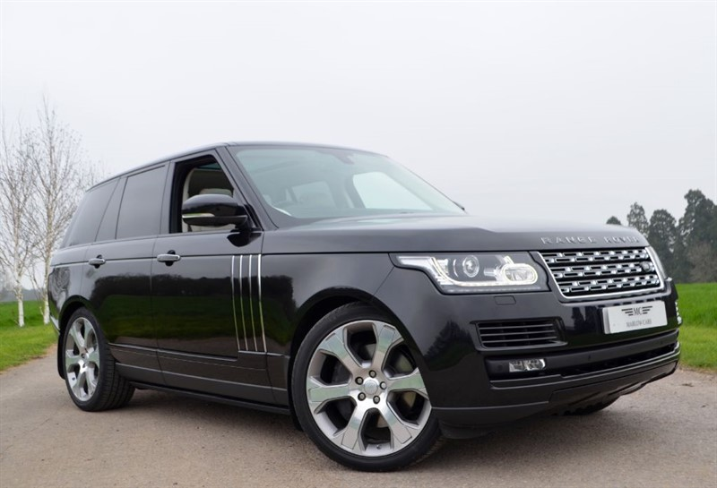 used Land Rover Range Rover SDV8 VOGUE SE in marlow-buckinghamshire