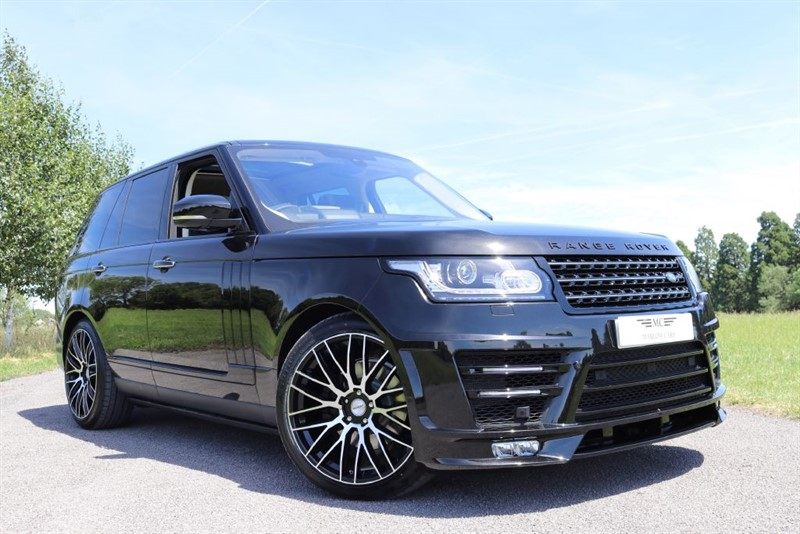 used Land Rover Range Rover Autobiography 3.0 in marlow-buckinghamshire