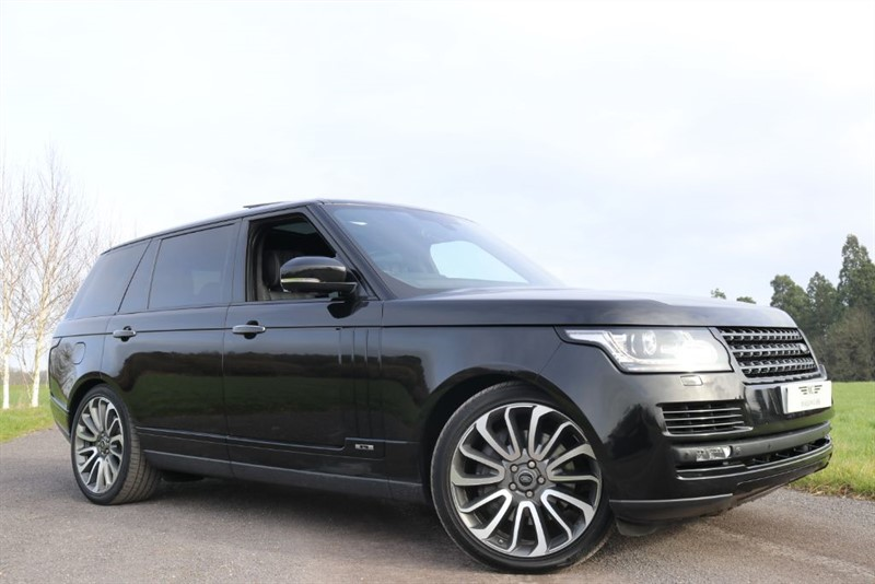 used Land Rover Range Rover  LWB.SDV8 AUTOBIOGRAPHY in marlow-buckinghamshire