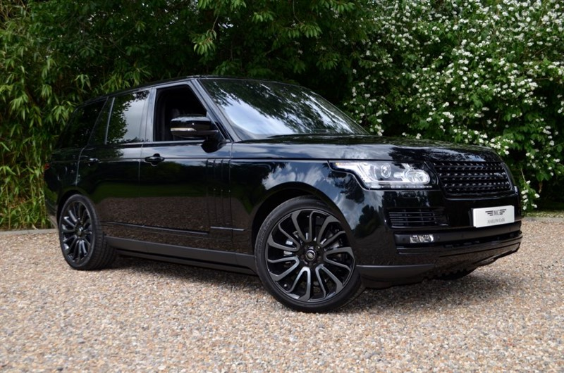 used Land Rover Range Rover Autobiography in marlow-buckinghamshire