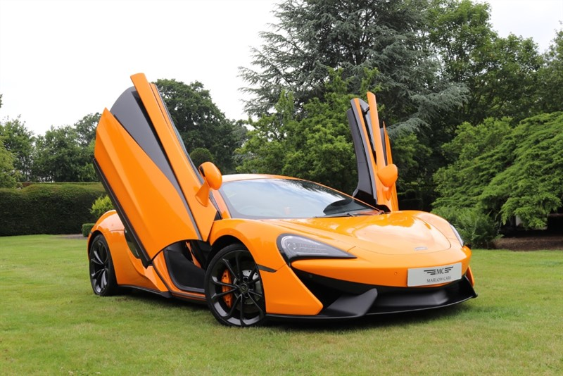 used Mclaren  V8 SSG in marlow-buckinghamshire