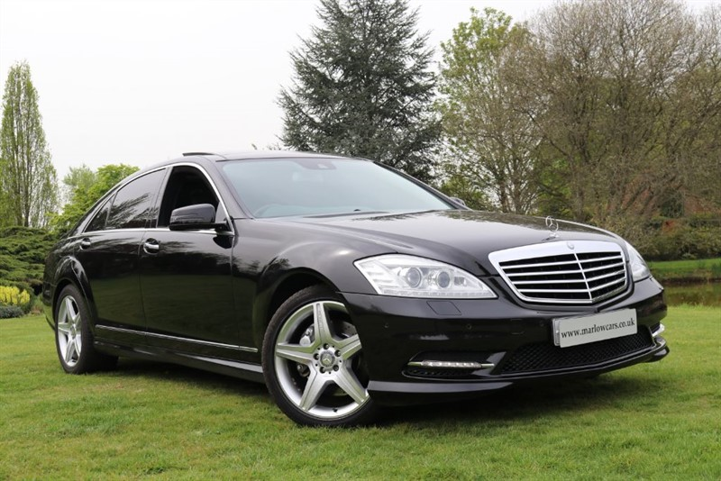 used Mercedes S350 BLUETEC L AMG LINE in marlow-buckinghamshire