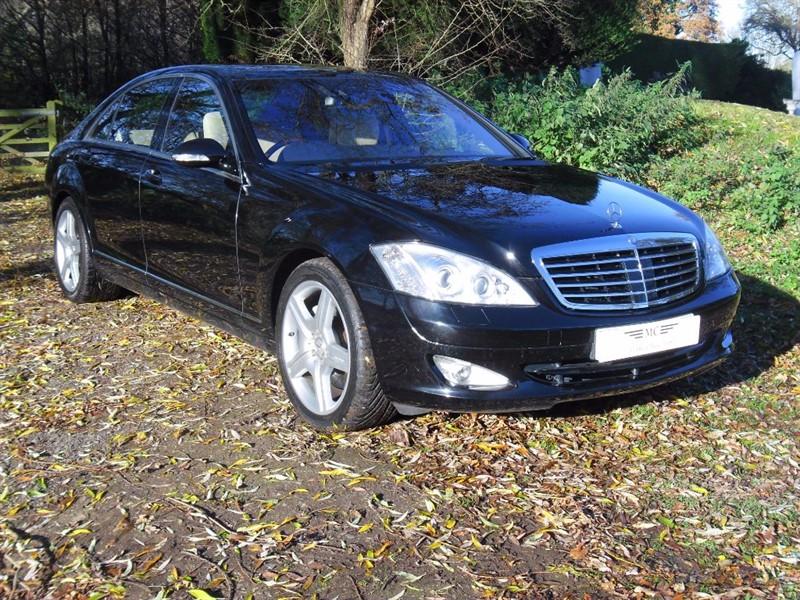 used Mercedes S500L  LWB in marlow-buckinghamshire
