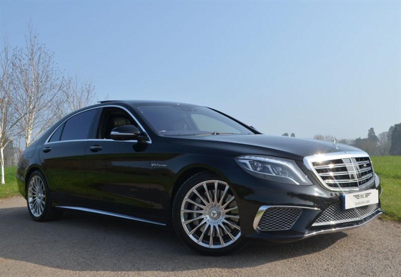 used Mercedes S65L AMG L in marlow-buckinghamshire