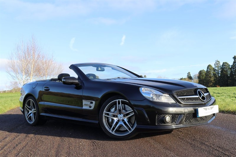 used Mercedes SL63 AMG Performance pack in marlow-buckinghamshire