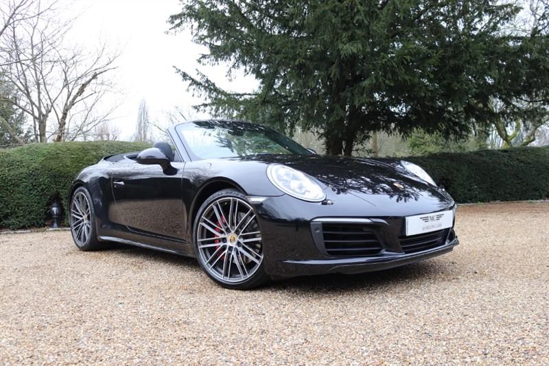 used Porsche 911 CARRERA 3.0T 4S PDK in marlow-buckinghamshire