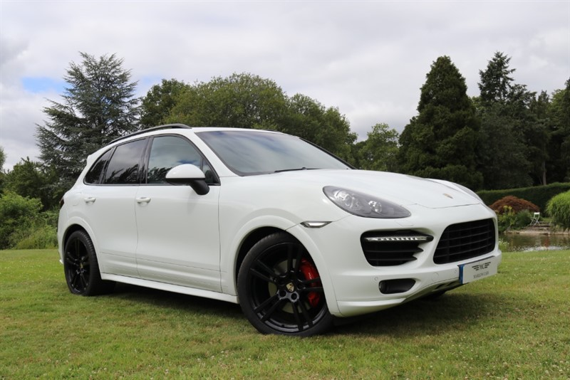 used Porsche Cayenne V8 GTS TIPTRONIC S in marlow-buckinghamshire