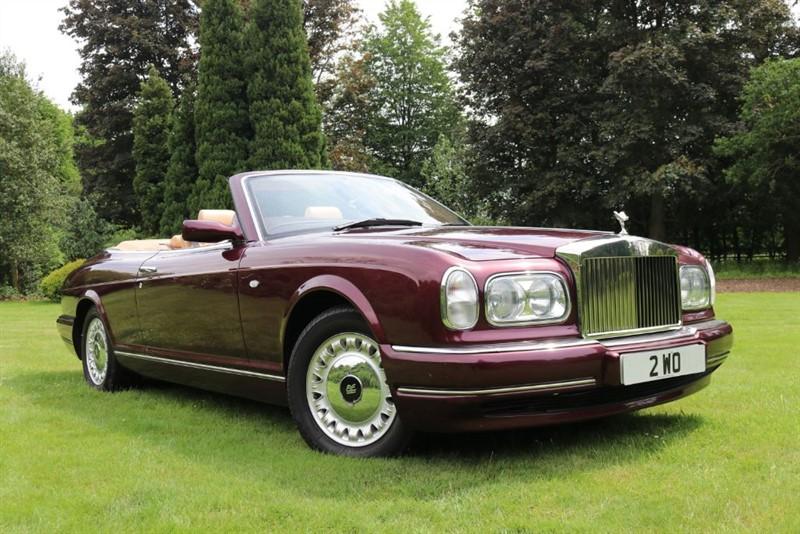 used Rolls-Royce Corniche corniche in marlow-buckinghamshire