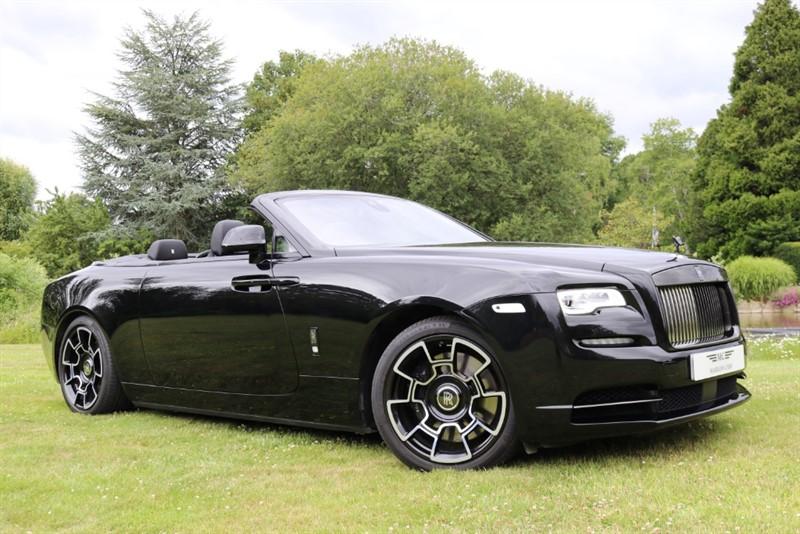used Rolls-Royce Dawn Black Badge in marlow-buckinghamshire