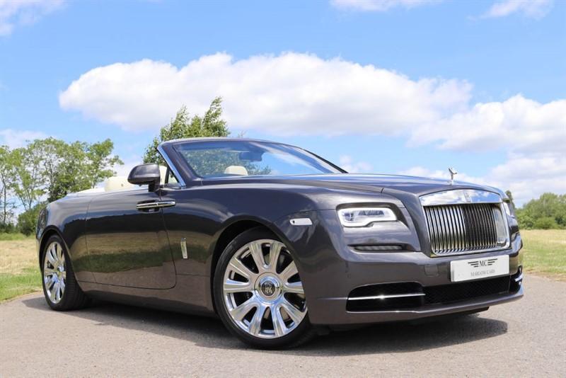 used Rolls-Royce Dawn  in marlow-buckinghamshire