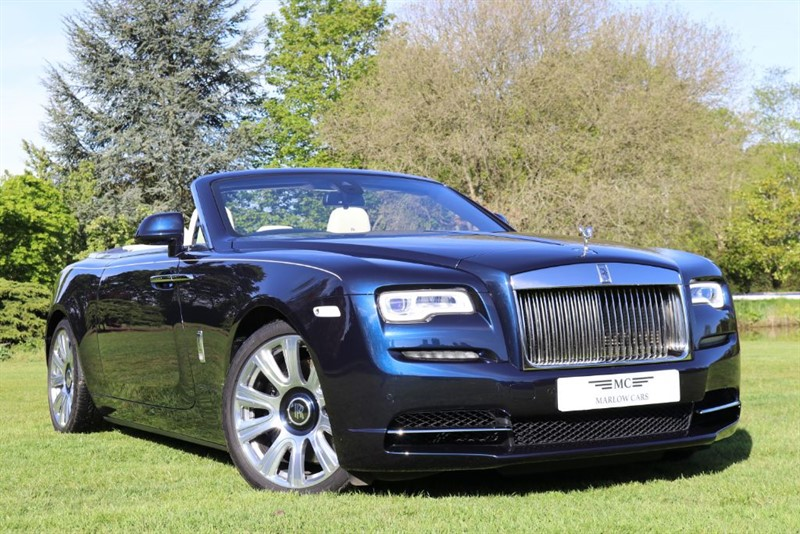 used Rolls-Royce Dawn  in marlow-buckinghamshire