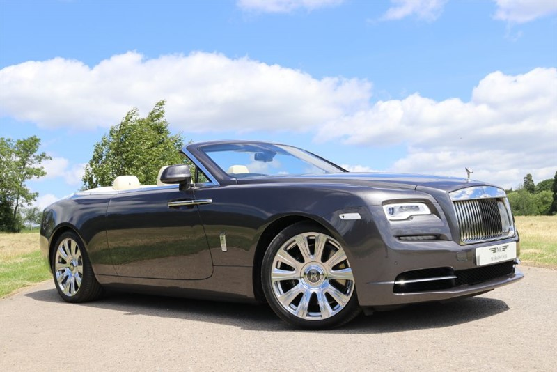 used Rolls-Royce Dawn V12 in marlow-buckinghamshire