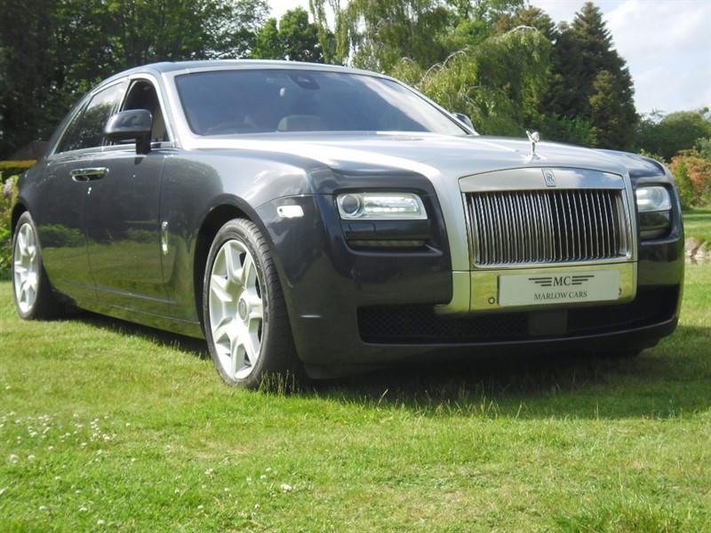 used Rolls-Royce Ghost V12 SWB in marlow-buckinghamshire