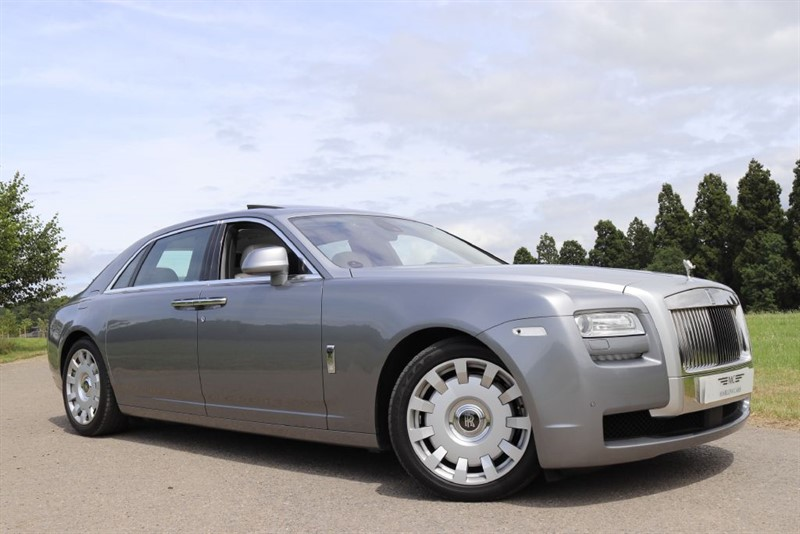 used Rolls-Royce Ghost EWB LHD in marlow-buckinghamshire