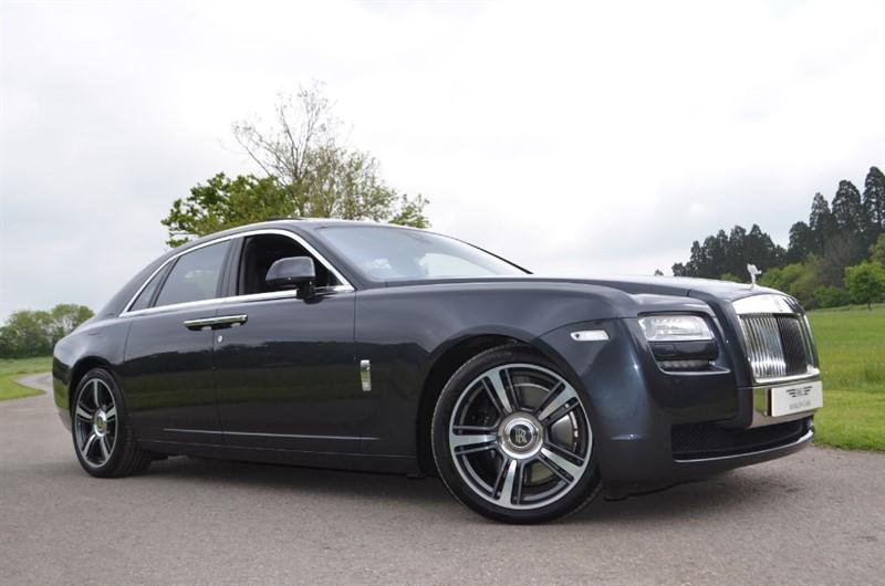 used Rolls-Royce Ghost V SERIES in marlow-buckinghamshire
