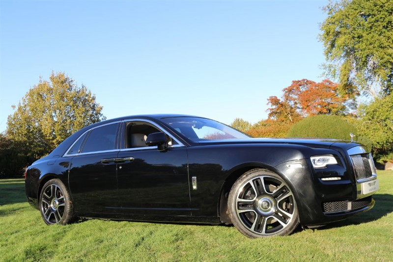 used Rolls-Royce Ghost  Series 2 in marlow-buckinghamshire