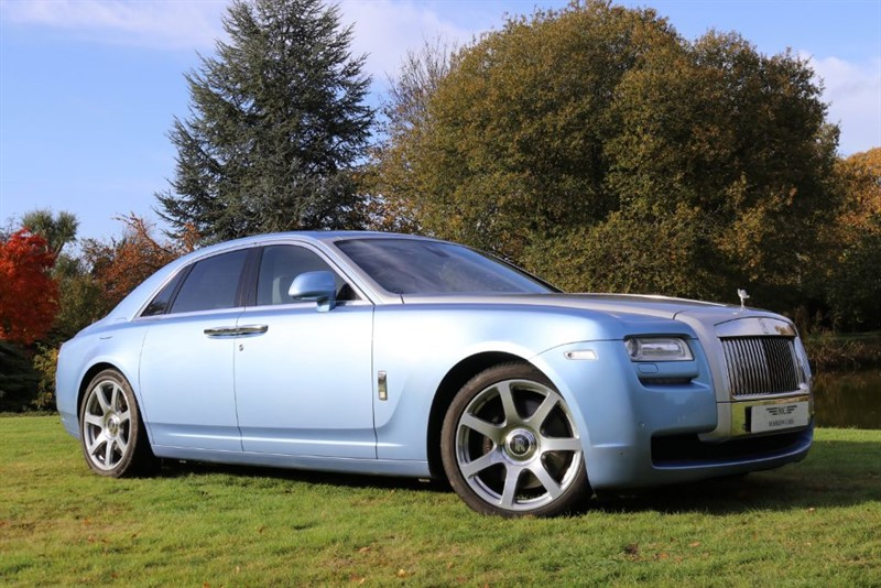 used Rolls-Royce Ghost  in marlow-buckinghamshire