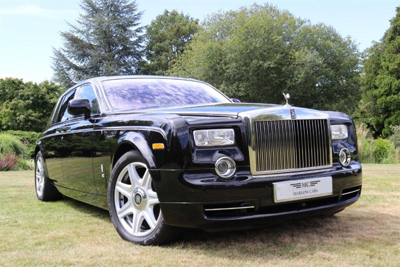 used Rolls-Royce Phantom V12 in marlow-buckinghamshire