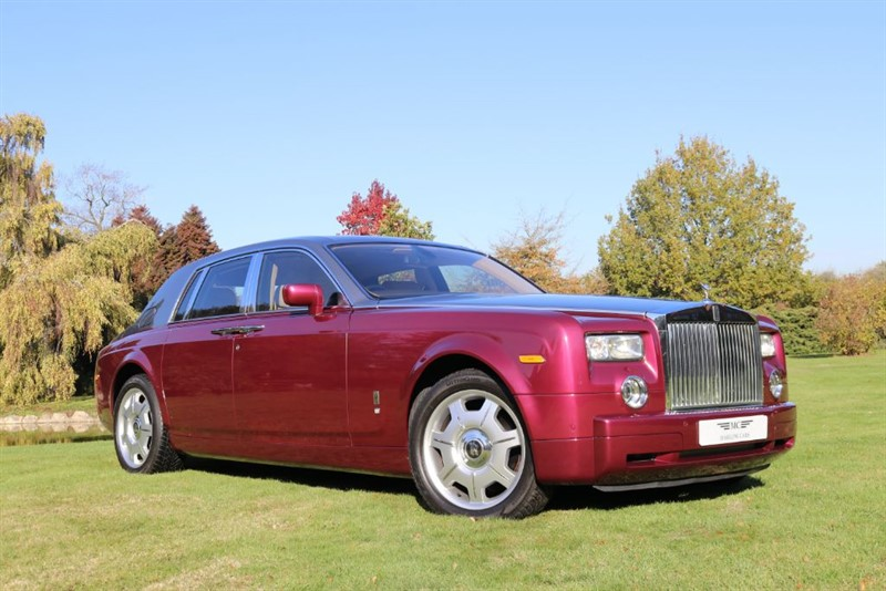 used Rolls-Royce Phantom  in marlow-buckinghamshire