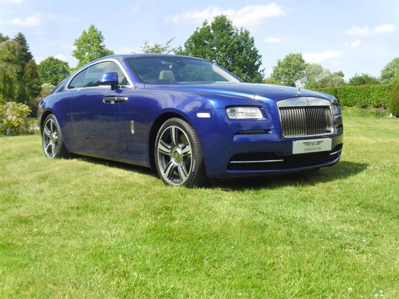 used Rolls-Royce Wraith V12 in marlow-buckinghamshire