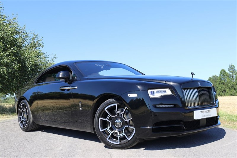 used Rolls-Royce Wraith Black Badge in marlow-buckinghamshire