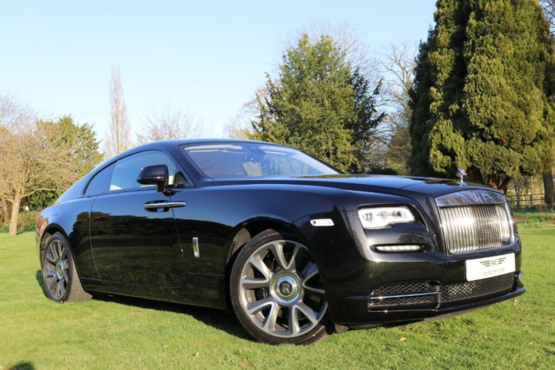 used Rolls-Royce Wraith  in marlow-buckinghamshire