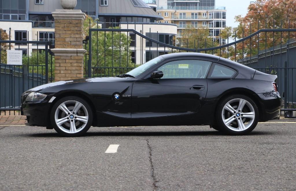 Bmw Z4si Bmw Z4si Coupe For Sale London London Alex Creasy
