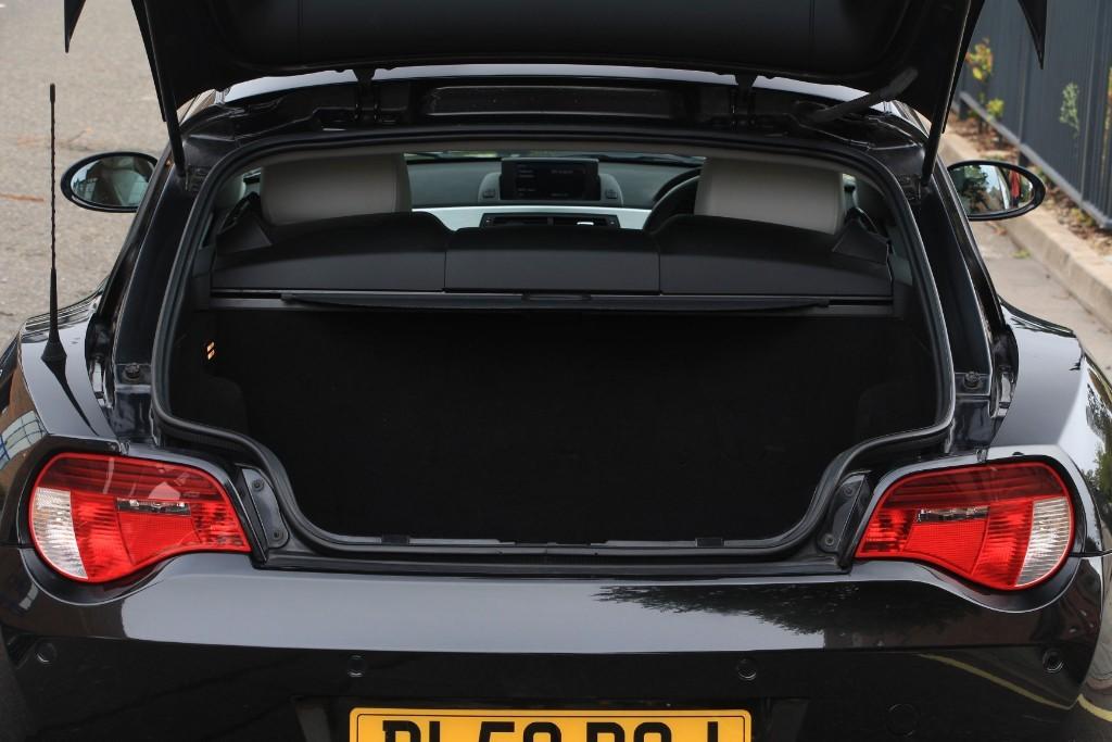 Bmw Z4si Coupe For Sale London London Alex Creasy