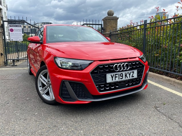 used Audi A1 SPORTBACK TFSI S LINE in battersea-south-london