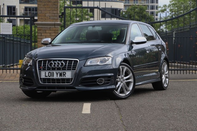 used Audi A3 S3 QUATTRO in battersea-south-london