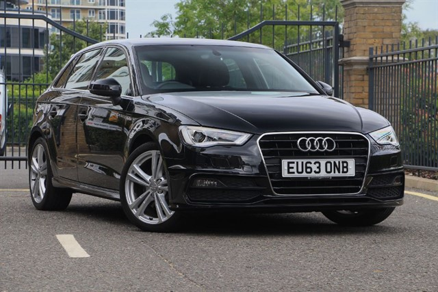 used Audi A3 TFSI S LINE in battersea-south-london