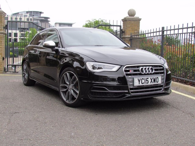 used Audi A3 S3 SPORTBACK QUATTRO in battersea-south-london