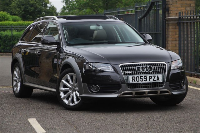 used Audi A4 allroad TFSI QUATTRO in battersea-south-london