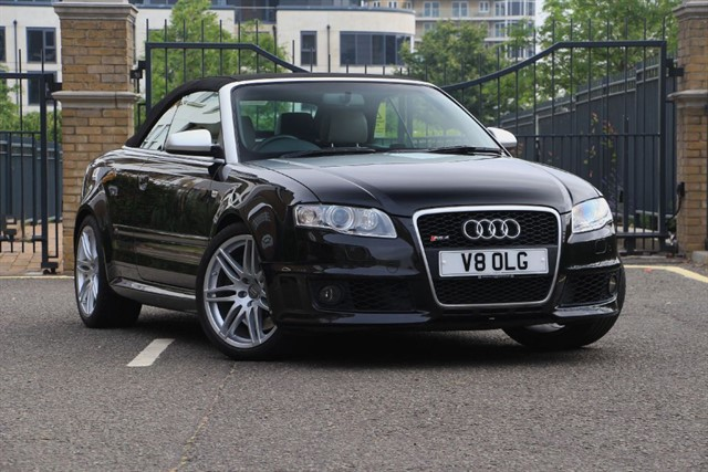 used Audi A4 RS4 QUATTRO in battersea-south-london