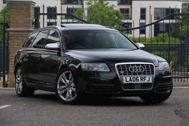 used Audi A6 S6 Avant in battersea-south-london
