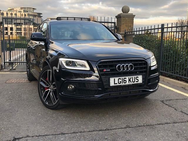 used Audi Q5 SQ5 PLUS TDI QUATTRO in battersea-south-london