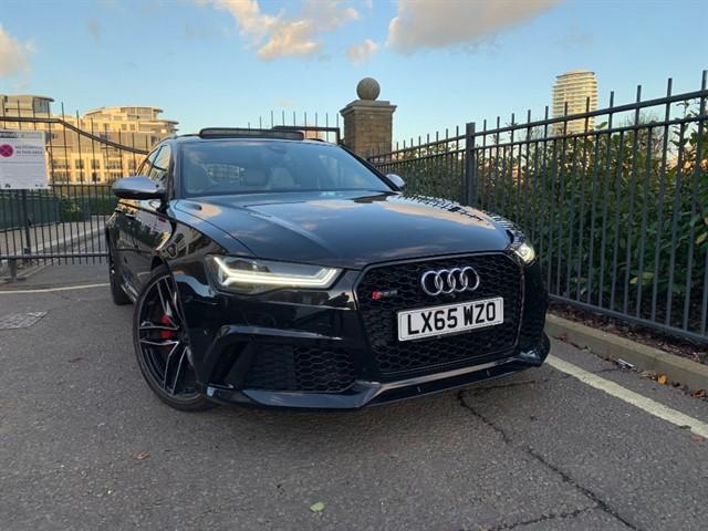 used Audi RS6 AVANT TFSI V8 QUATTRO in battersea-south-london