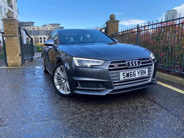 used Audi S4 AVANT TFSI QUATTRO in battersea-south-london