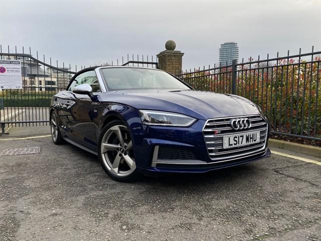used Audi S5 TFSI QUATTRO in battersea-south-london